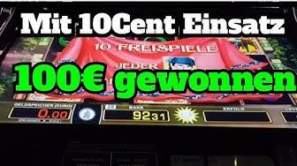 ☝️😁☝️ Mit 10 Cent EINSATZ richtung HUNDERT Euro Gewinn | Merkur Magie, Casino Doku, Gewinn
