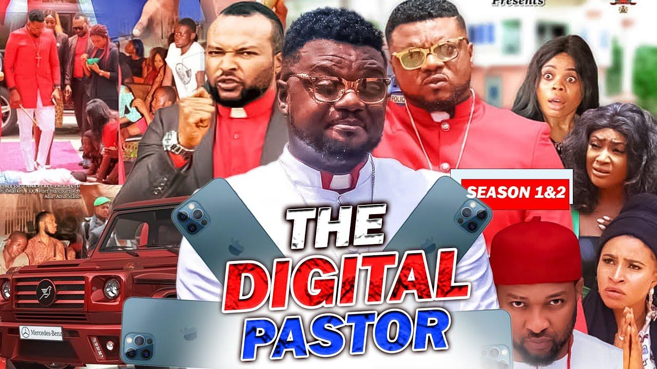 Download THE DIGITAL PASTOR 3&4 -  (TRENDING MOVIES) KEN ERICS 2021 LATEST NIGERIAN NOLLYWOOD AFRICAN MOVIES