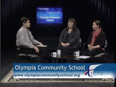Mission: Non Profit - Olympia Community School