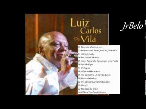 Luiz Carlos da Vila Cd Completo 2001   JrBelo