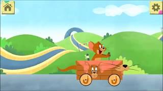 Tom và Jery đua xe cùng các bạn Tom and Jerry racing