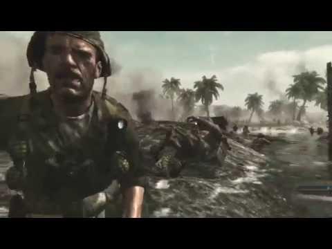 Когда то он был хорош! (Call of Duty World at war COOP) (1)