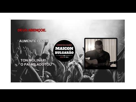 O pai Me adotou - Ton Molinari ( cover - Nel Braga )  lyric (BN.)