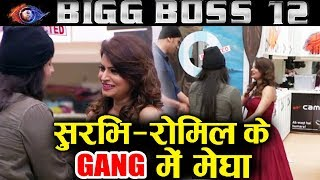 Megha Dhade JOINS Surbhi And Romil's GANG | Bigg Boss 12 Latest Update