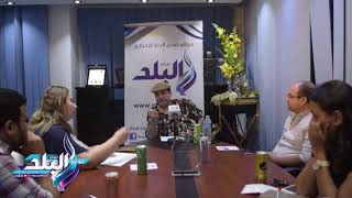 محيي إسماعيل في ندوة 'صدى البلد': أنا ملك السيكودراما في مصر.. فيديو وصور