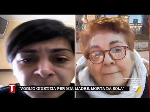 Coronavirus, il racconto drammatico di Chiara: 'Voglio giustizia per mia madre, morta da sola'