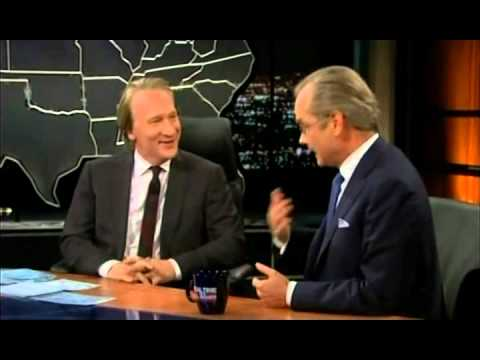 Lawrence Lessig tells Bill Maher how corrupt Congress is