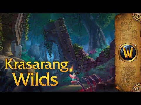 World Of Warcraft - Music & Ambience - Krasarang Wilds