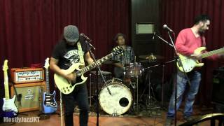 Gugun Blues Shelter - Fire under Water ~ Born To Be Awesome @ Mostly Jazz 15/02/14 [HD]