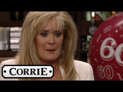 Coronation Street - Liz Announces To Everyone That Deirdre Has Passed Away