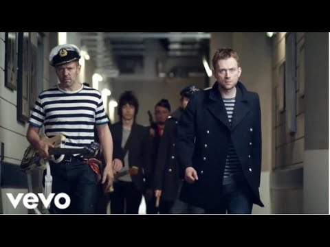 Gorillaz - Stylo (AA Tennis Music Video 2017) ft. Bobby Womack & Mos Def