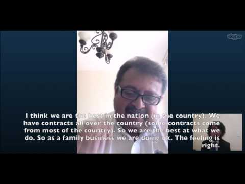 Team29_Phase2 Mario Zavala Díaz Interview