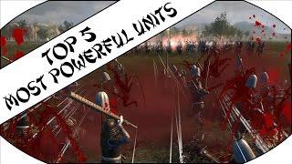 Welcome to my Top 5 Most Powerful Units on Total War: Shogun 2! In ...