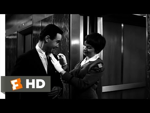 The Apartment (5/12) Movie CLIP - A Flower From Miss Kubelik (1960) HD