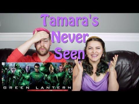 Green Lantern  Tamara's Never Seen