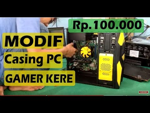 Mode Case Pc Gamer Low Budget