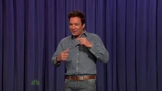 Late Night Jimmy Fallon Monologue 2011.11.18