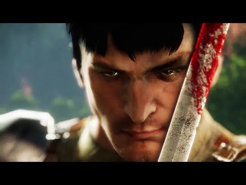 Kingdom Come Deliverance Gameplay Trailer (PS4 - Xbox One)