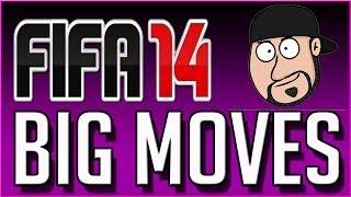 FIFA 14 - Big Moves!!
