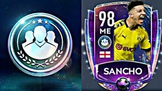 CHEGOU OS SBC(DME) FINALMENTE - FIFA 20 MOBILE