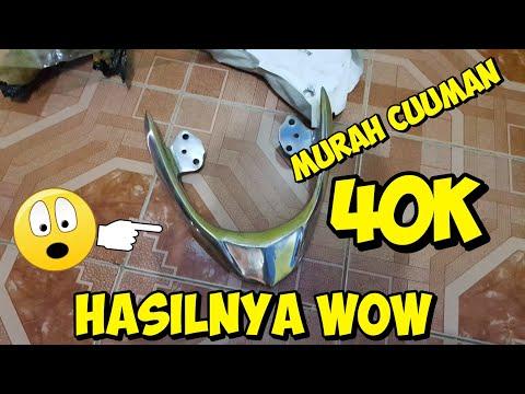 Unboxing Behel Beat Malaysia (REAR GRIP) Murah #AR4