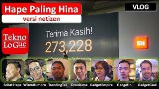 Hape Paling Hina Menurut Netizen [VLog] versi 2017