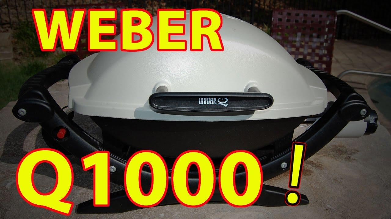 Weber Q1000 / Q100