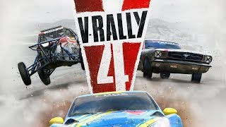 V-Rally 4 Day One Edition Gameplay
