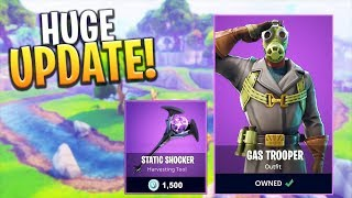 *NEW* HUGE LEAKS UPCOMING SKINS, PICKAXES AND FREE ITEMS! - Fortnite: Battle Royale