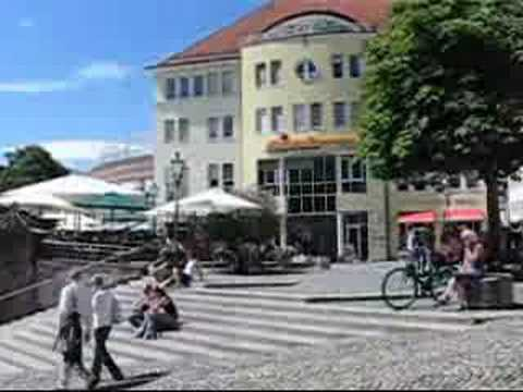 A quick tour of Freiburg (Germany)