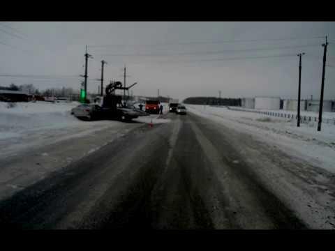 День за днем. Произошла еще одна авария на трассе Нефтекамск-Дюртюли