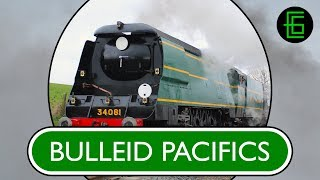 STEAM LOCOS IN PROFILE - Volume One - DVD Sample - Bulleid Pacifics