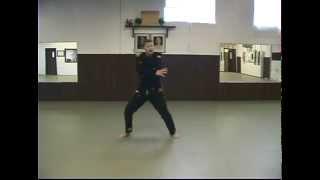 CJA Bushido Jiu-Jitsu Kata # 1