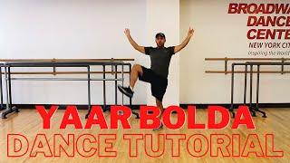 Surjit Bindrakhia - Yaar Bolda | Bhangra Dance Choreography Steps & Tutorials | Learn Bhangra