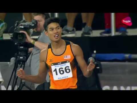 Triple Jump Men Sea Games 2017