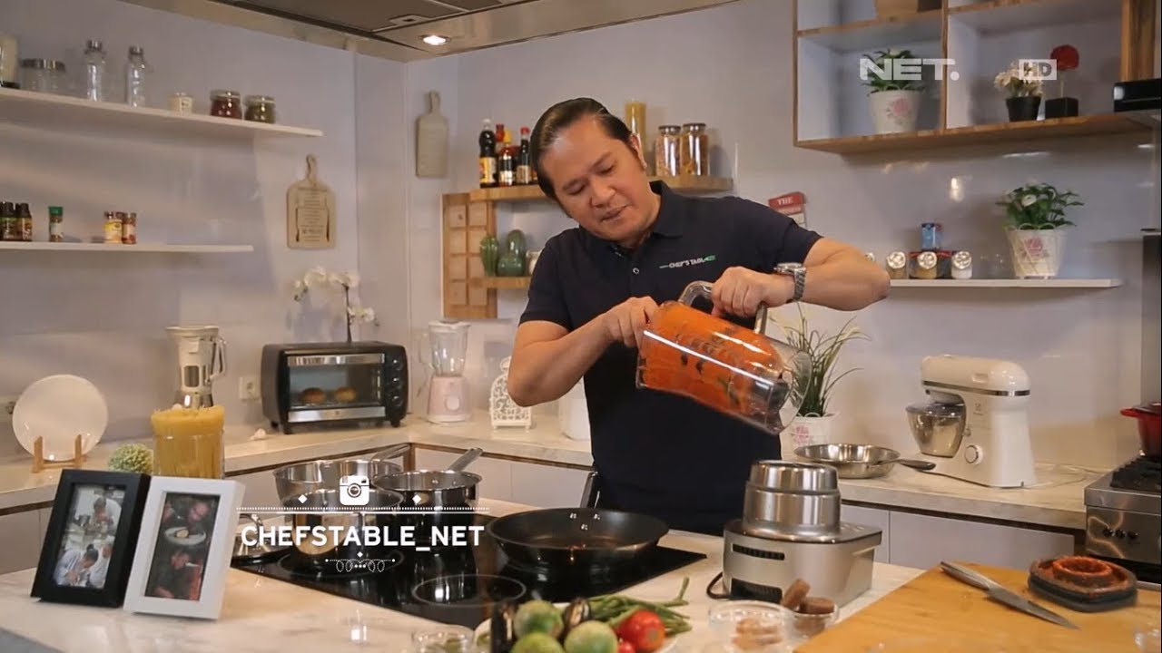 Download Chef's Table - Ayam Taliwang Ala Chef's Table