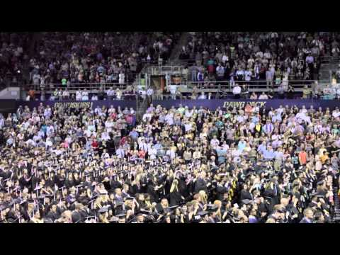 UW Bothell's 22nd Commencement