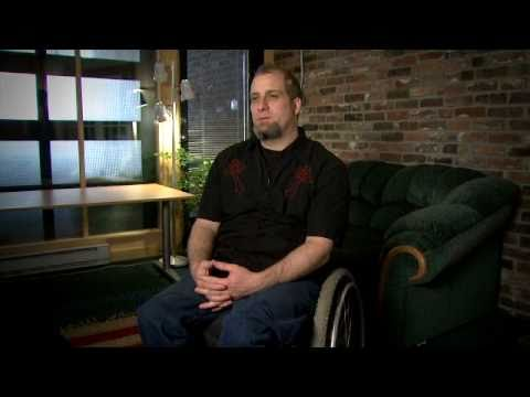 BC Paraplegic Association - Employment HeadStart, Phil Bonnot
