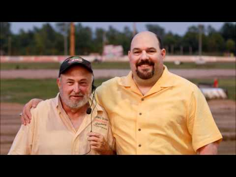 Andy and Ernest T at ThunderBird Speedway Muskogee.wmv