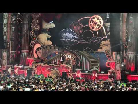 Never Let Me Go - Alok l Tomorrowland 2017 Belgium