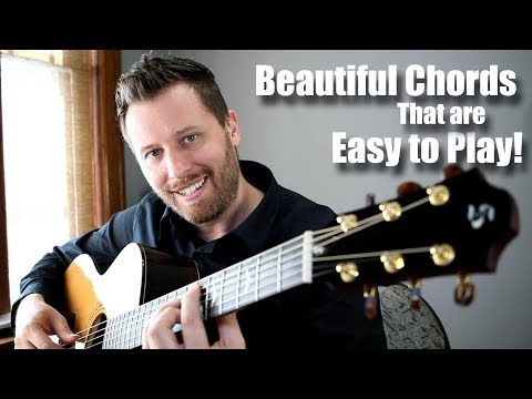 BEAUTIFUL Chords that are EASY to play!