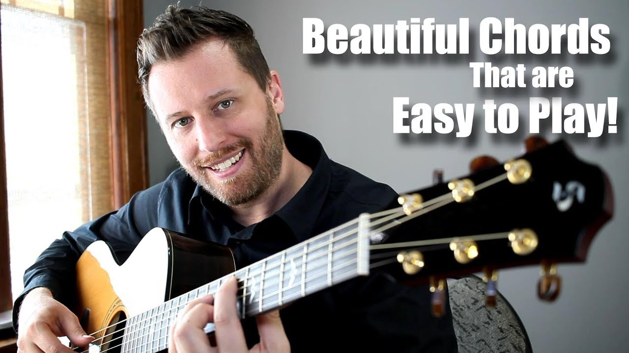 Beautiful Chords That Are Easy To Play Youtube