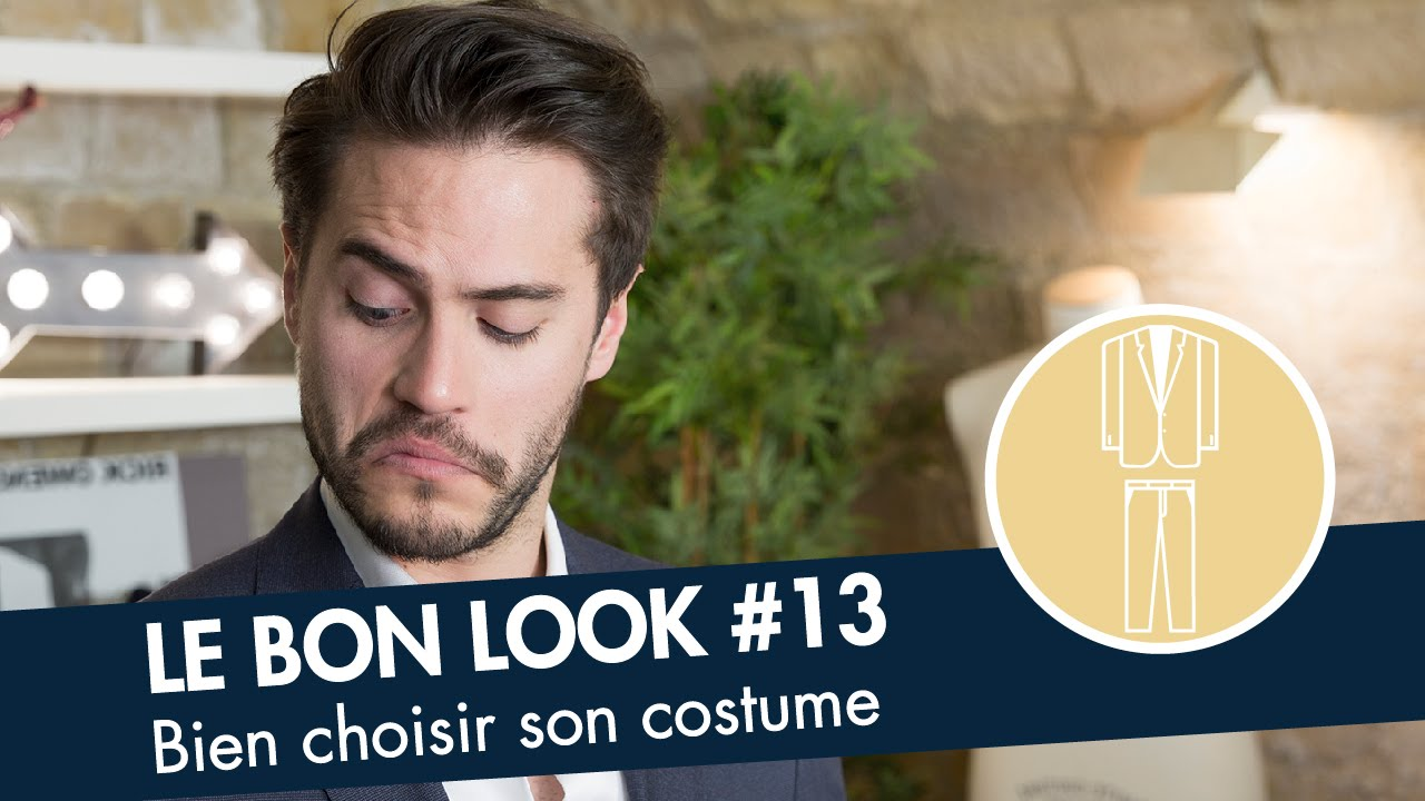 Comment choisir son costume le bon look youtube - Comment choisir son sommier a lattes ...