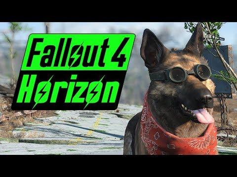 Fallout 4 Horizon - Survival Mode Expanded v1.5 - Far Harbor - Part 23