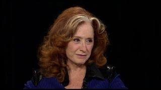 Charlie Rose interviews Bonnie Raitt