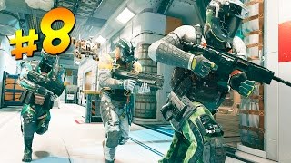 Call Of Duty Infinite Warfare #8 Campaña Mision 8 | Gameplay en Español | PC 1080p