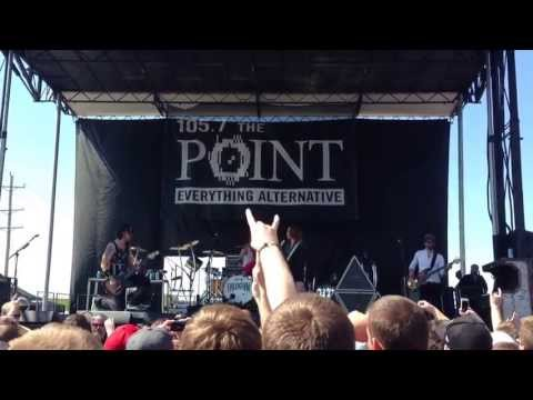 I miss the misery Halestorm clip #pointfest