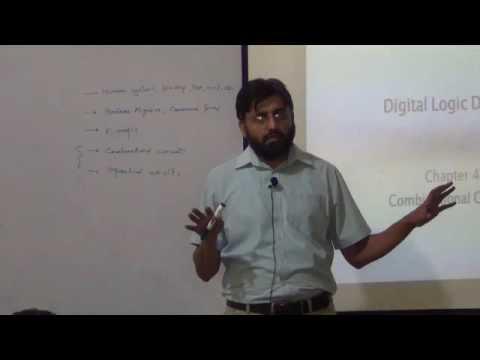 Decoder, Tree Decoder, Timing Diagram - Combinational Circuits - 1, Logic Design Lec 7/26