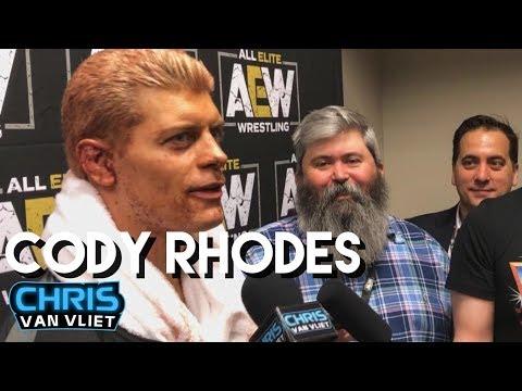 Cody explains the