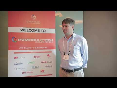 PVModuleTech2019 Interview, Henry Hieslmair, DNV GL